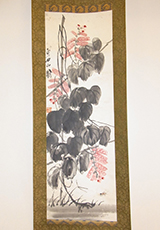 斉白石-扁豆