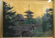 平山郁夫-法隆寺