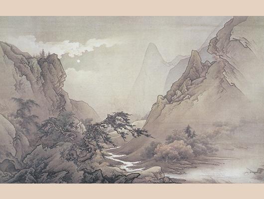 橋本雅邦(はしもと がほう)メイン画像
