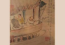 耕便図・釣便図(十便帖の内)