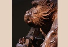 高村光雲-老猿