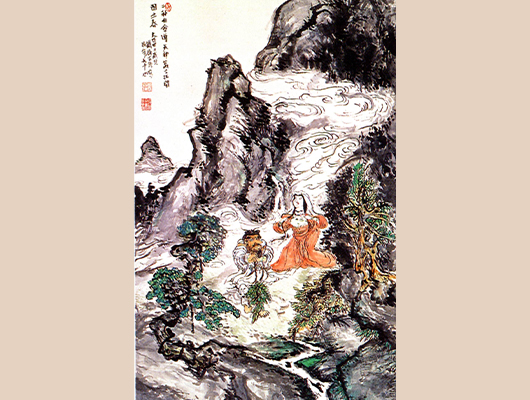 富岡鉄斎(とみおか てっさい)メイン画像