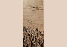 林外望湖図