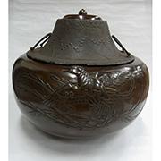 茶道具-風炉師