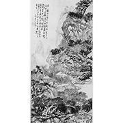 掛軸-中国美術