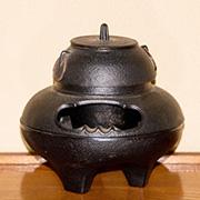茶道具-釜師